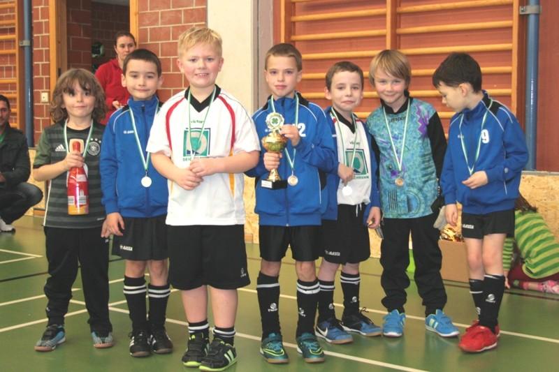 5. Platz: SV Fortuna Niederwürschnitz 2