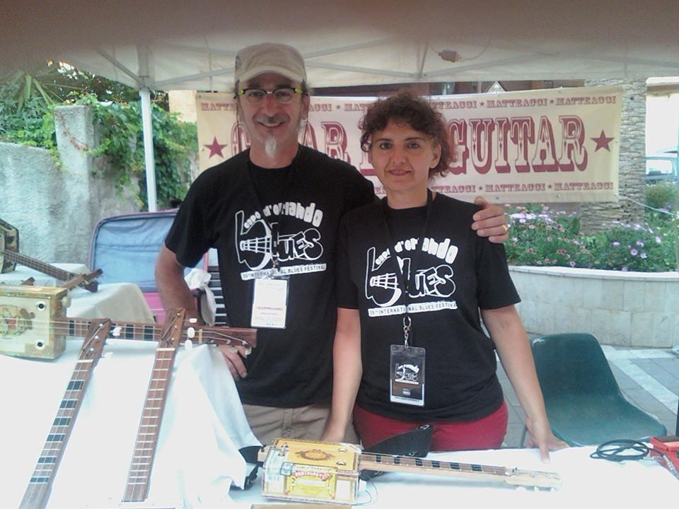 Capo d'Orlando luglio 2013 xx blues festival