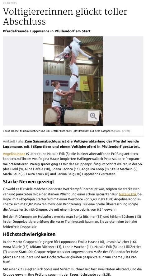 mit freundlicher Genehmigung von schwaebische.de, erschienen am 20.10.2015