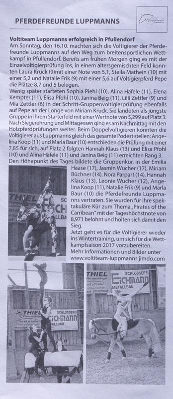 erschienen im Amtsblatt Amtzell & Bodnegg 28.10.2016