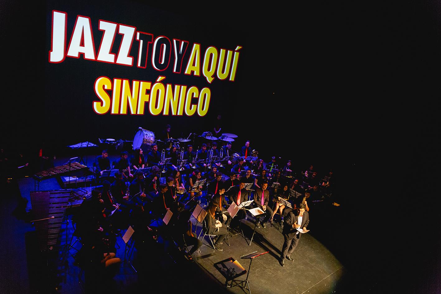 Martes 22 - Jesús Arenas  + Banda Juvenil del Conservatorio Profesional de música y danza de Albacete