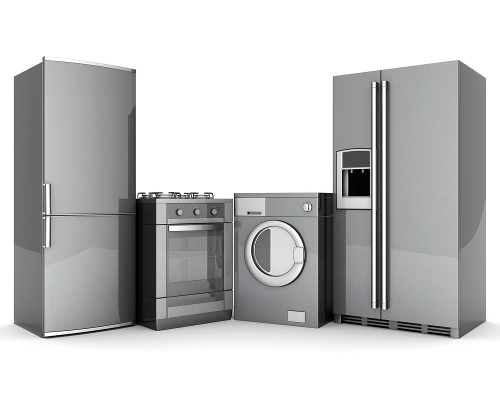Brown & white goods