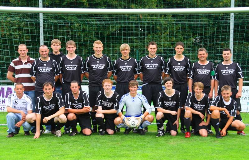 2. Mannschaft vor der Saison 2009-10