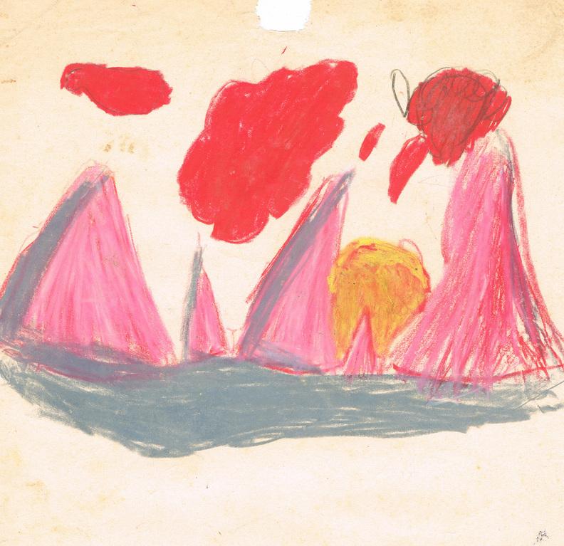 Sonnenaufgang / Levé du soleil / Sunrise, 12.1965