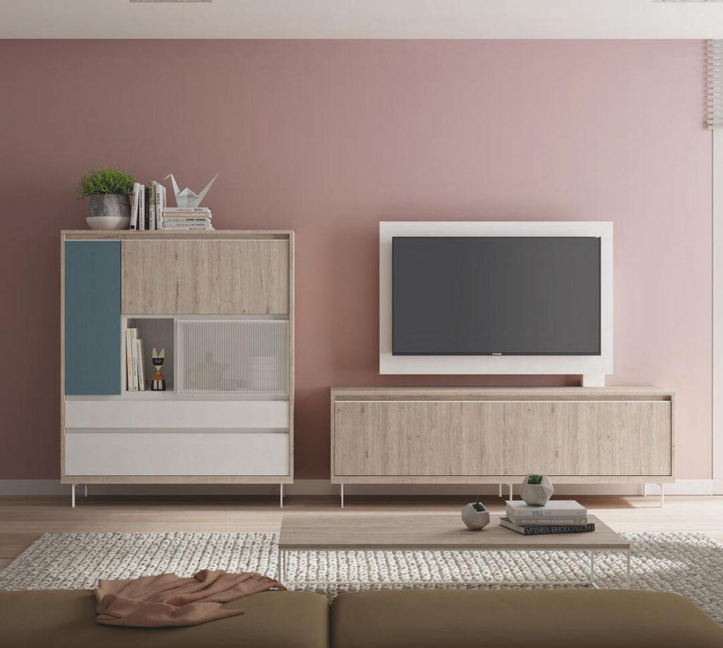 muebles de comedor modernos 15N