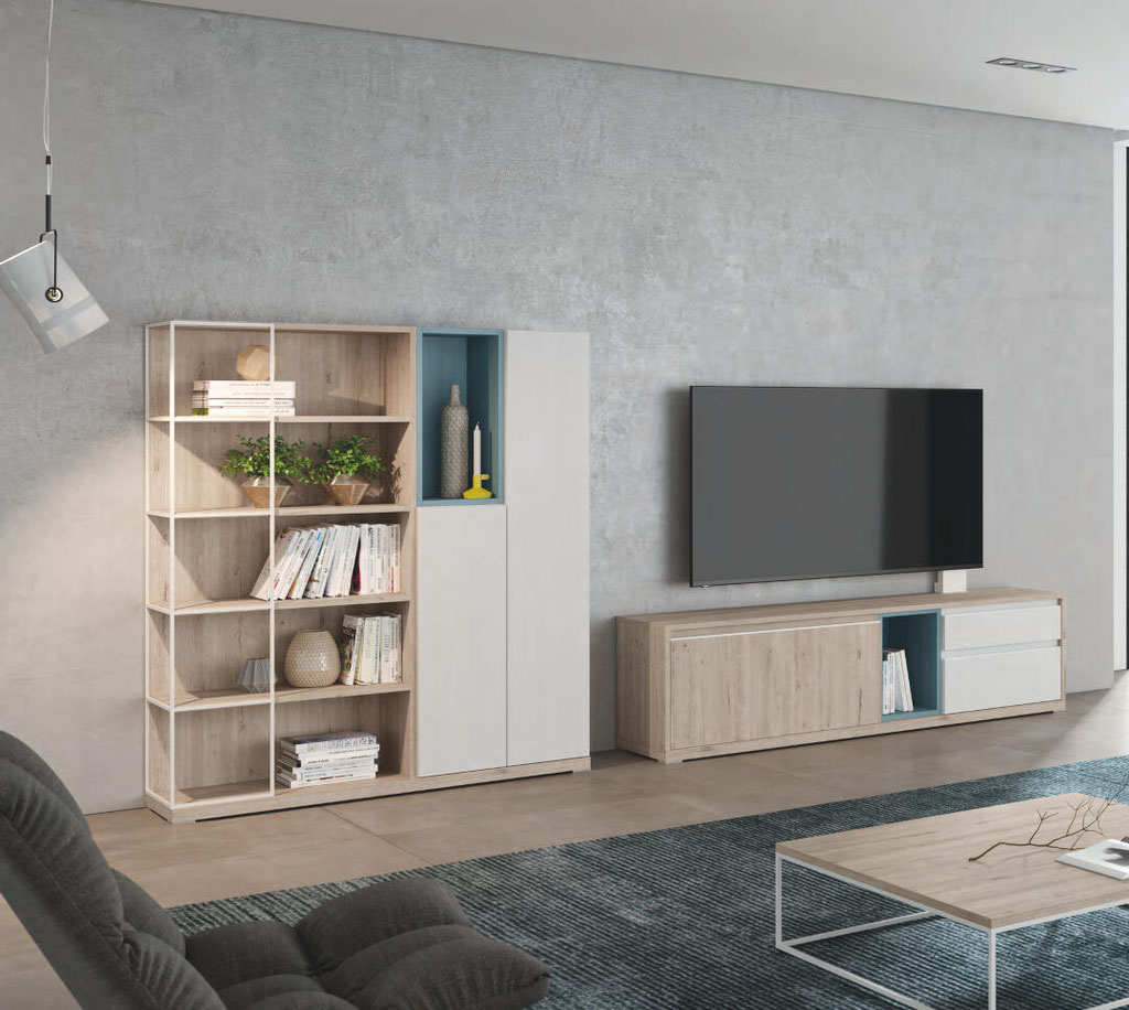 muebles para salon 15N