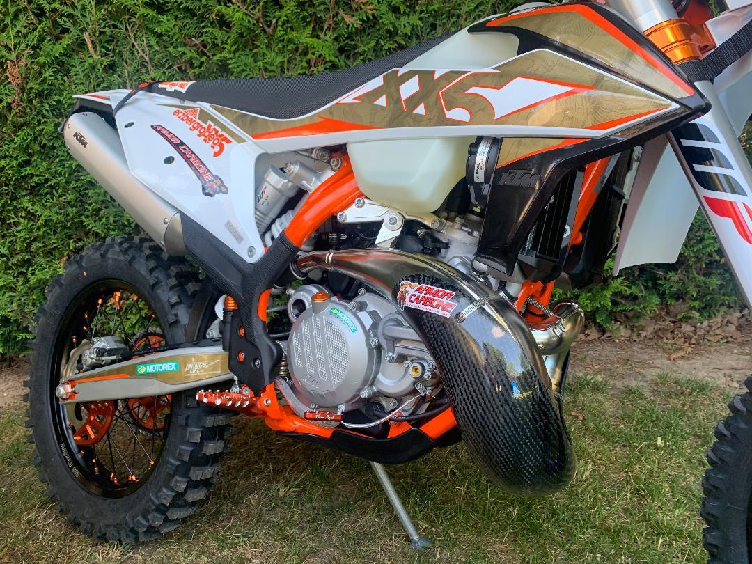 KTM 300 exc tpi 2020 de David