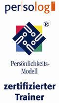 Persolog Persönlichkeitsmodell; zertifizierter Trainer; Logo