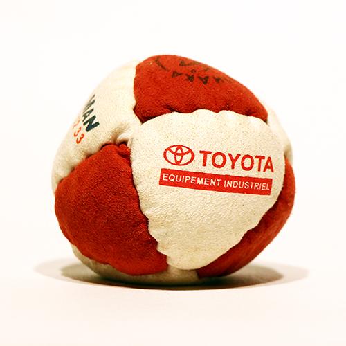 Toyota associé sur une opération commune avec un magasin ActiMan.