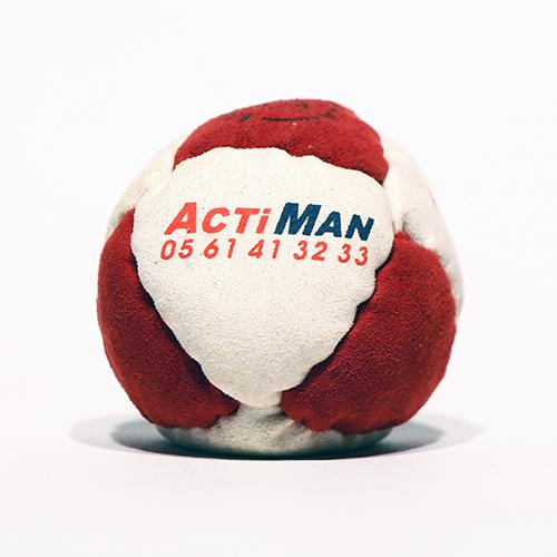 Opération promotionnelle pour un magasin ActiMan associé à la marque Toyota
