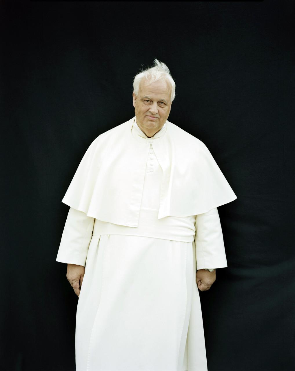 Der Papst war da   Berlin Olympiastadion 2011