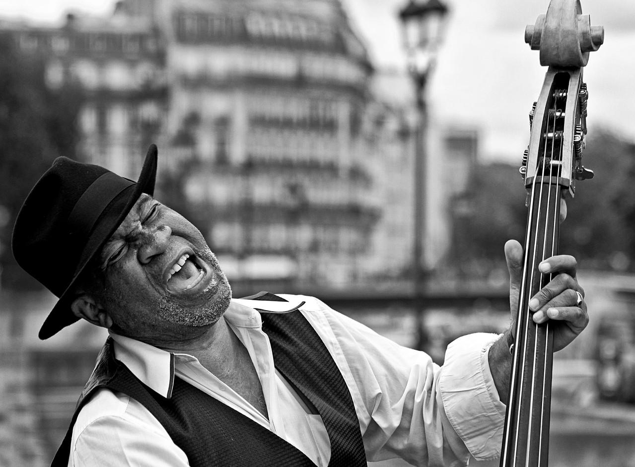Blues in Paris