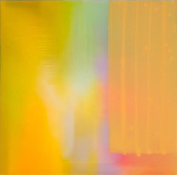 二つの空間  S60 (130x130cm) 2014