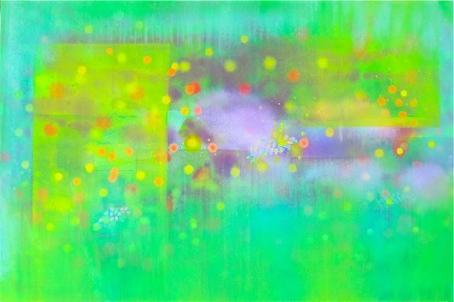 果樹園  M30 (91x61.6cm) 2011