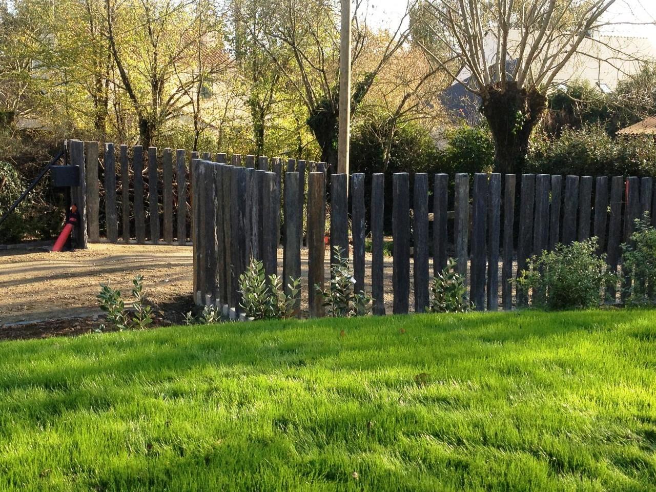 Les sujets d 39 ardoise d coration ext rieure et for Piquet ardoise jardin