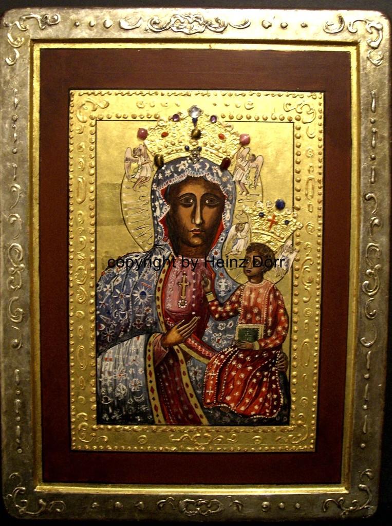 Schwarze Madonna Tschenstochau