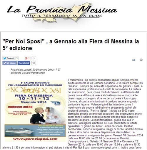 www.laprovinciamessina.it