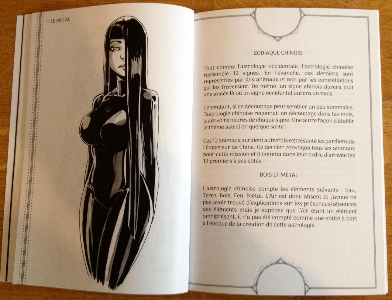 Copyright Mademoiselle Kalumis