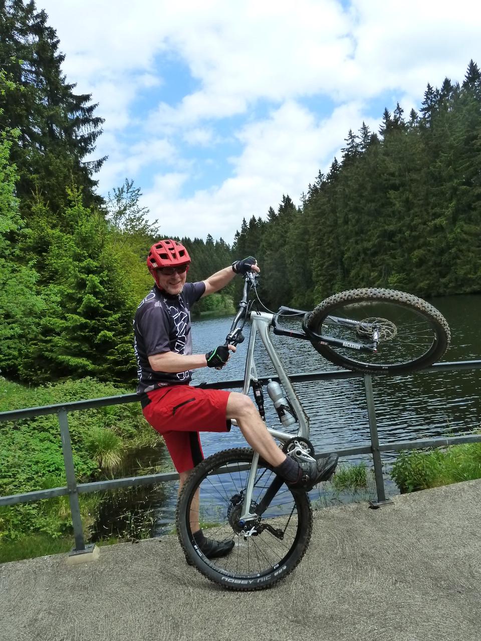 Am Grumbacher Teich
