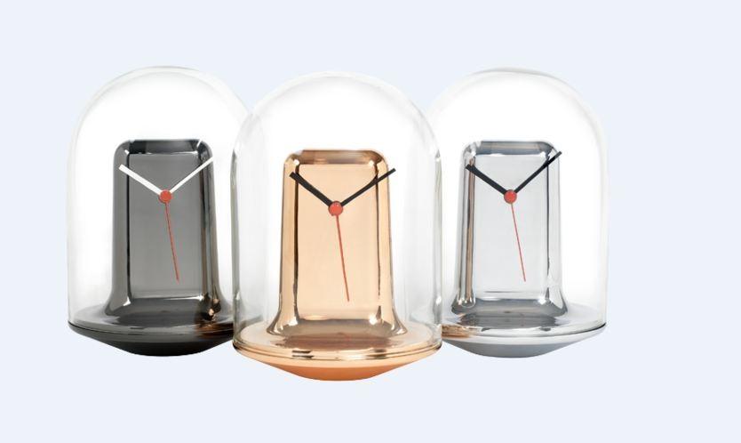 campane di vetro per orologi antichi