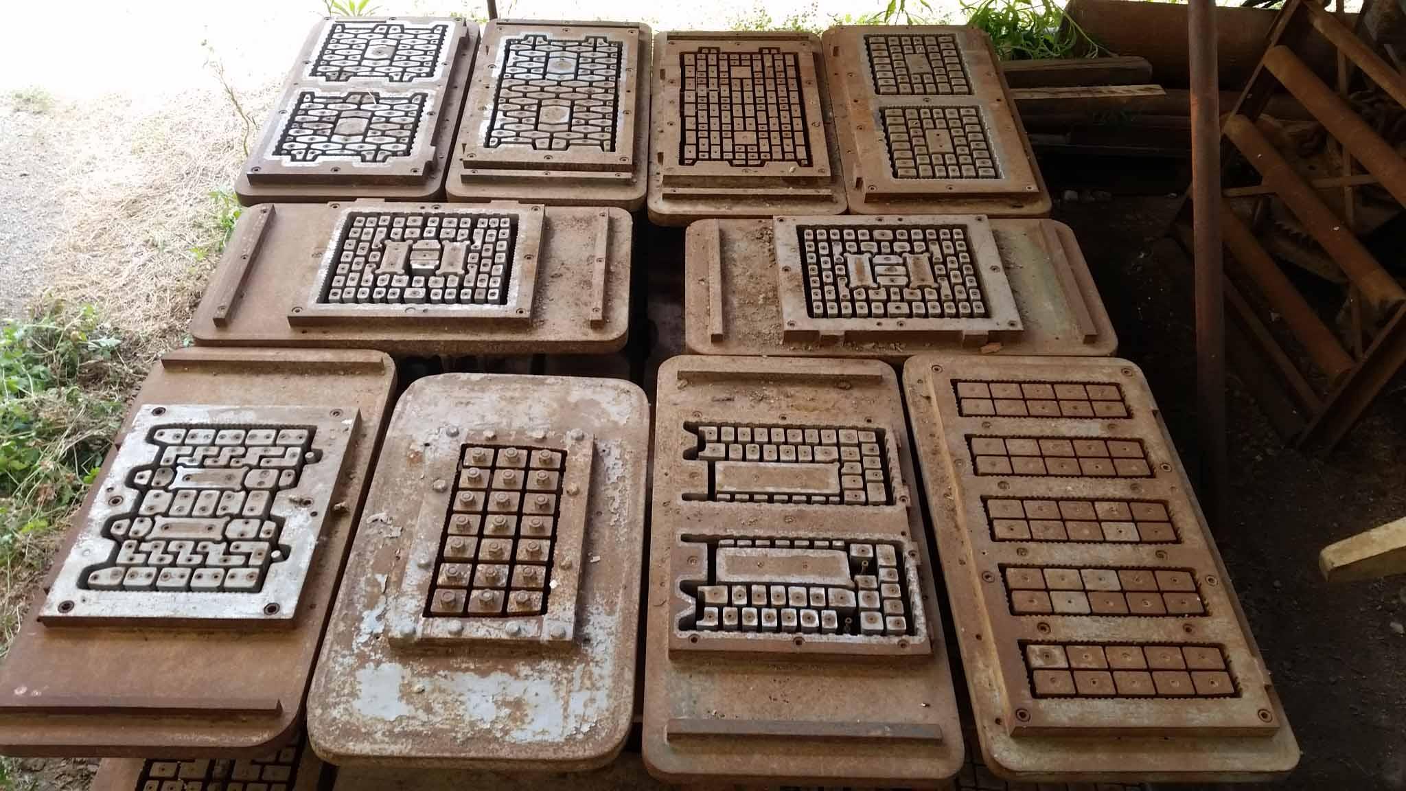 Filiere per argilla