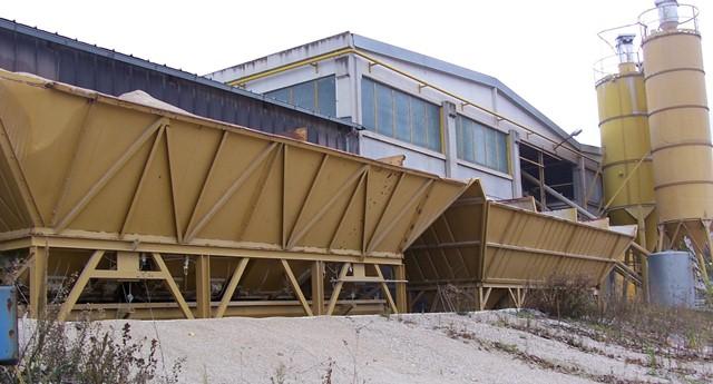 Impianti di betonaggio e mescolazione del calcestruzzo