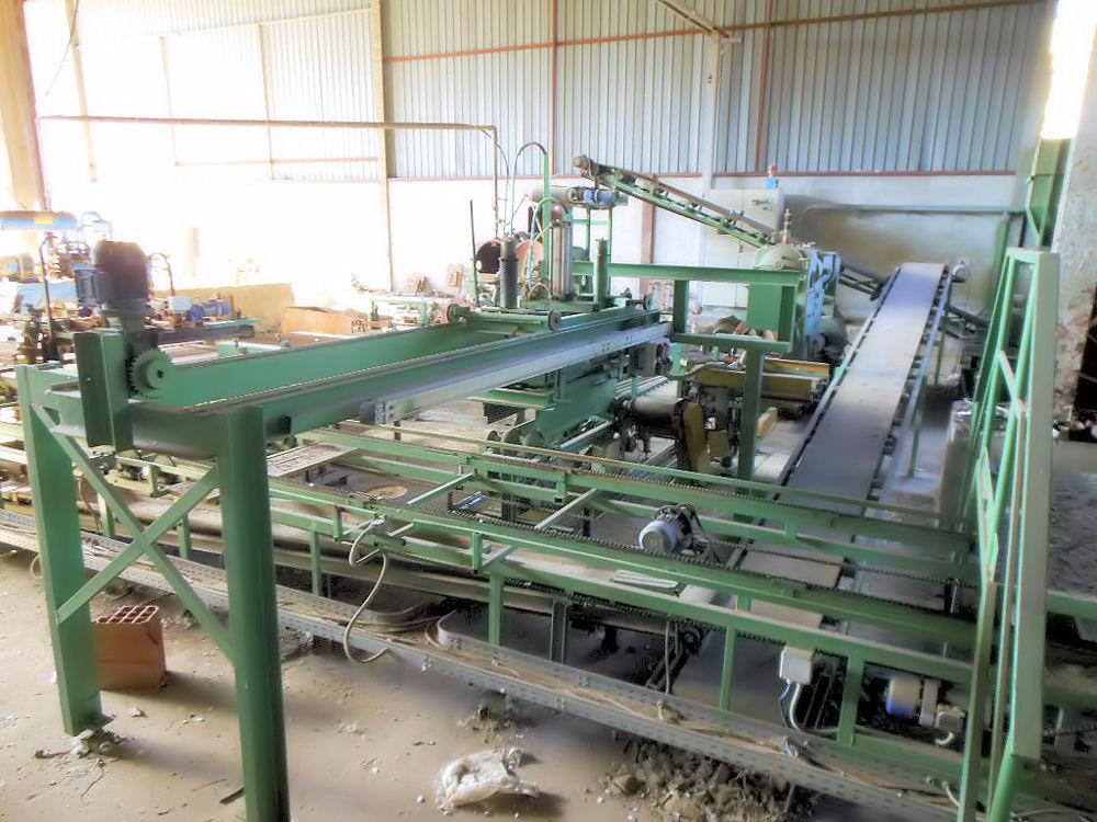 Impianti per la produzione di mattoni in cotto faccia a vista in argilla