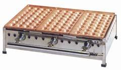 銅製たこ焼き機
