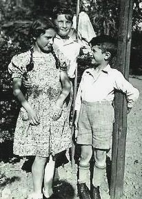 Margot, Ernst und Helmut (Foto: Privatbesitz Ute Siegeler)
