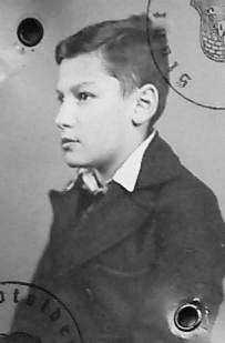 Foto: Kennkartenantrag 1938
