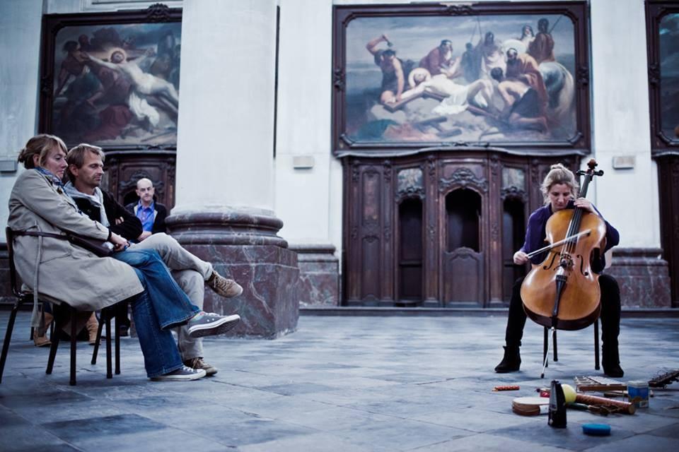 Musique à tous les étages © Jean-François Flamey