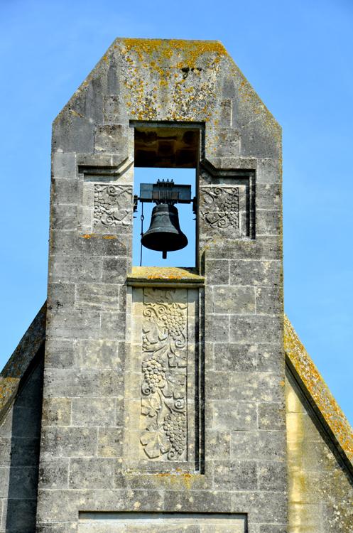 Clocher de l'église de Cizancourt
