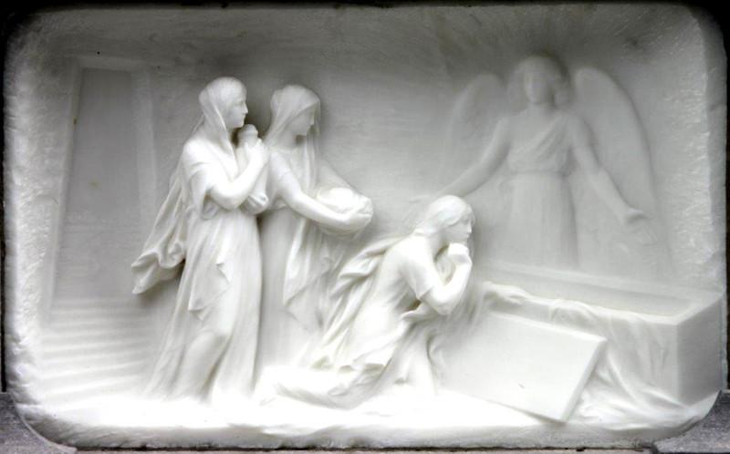 """Famille Guillaud-Godin: """"Les Saintes Femmes au tombeau du Christ"""""""