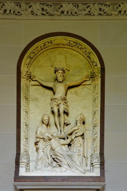 La scène de la Crucifixion