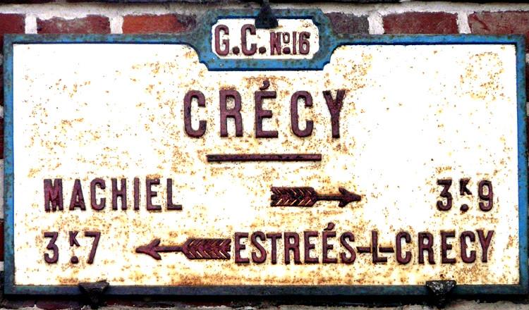 Crécy-en-Ponthieu- Ph: Patrice Lenne