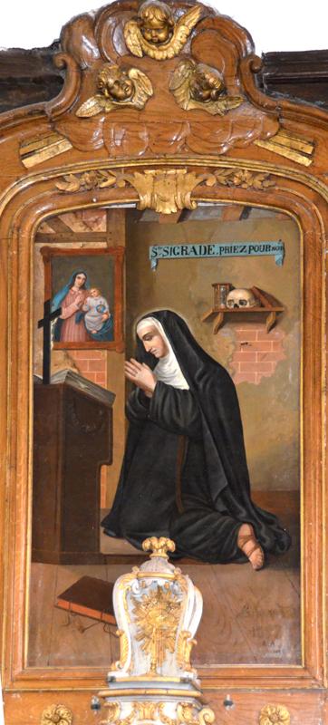 Sainte-Sigrade par Aubin Normand