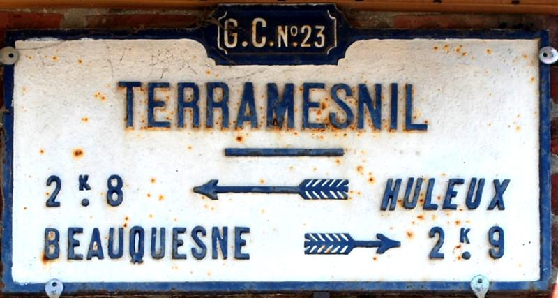 Terramesnil- Canton de Doullens