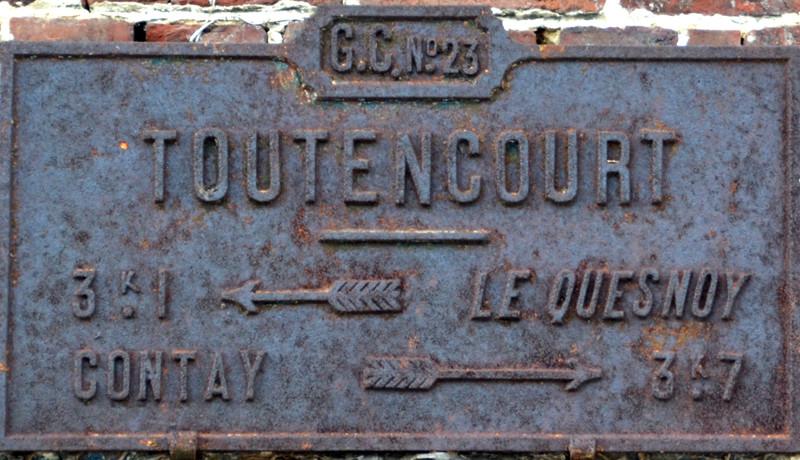 Toutencourt