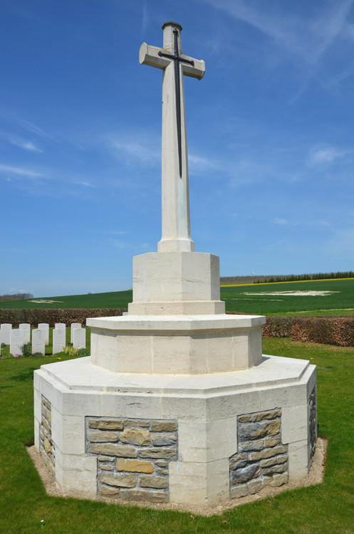 Le cimetière anglais de Pont-Rémy