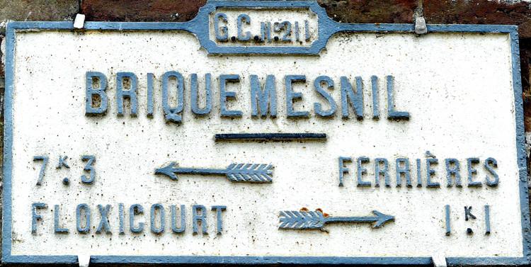Briquemesnil- Photo: Patrice Lenne