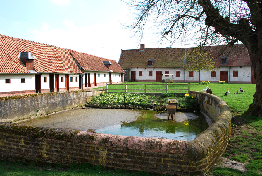 Mare au château d'Aigneville