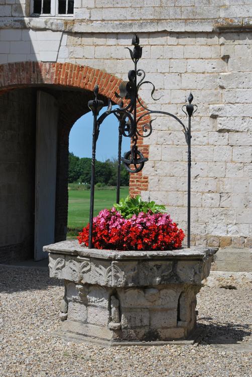 Au château de Nampont-Saint-Martin
