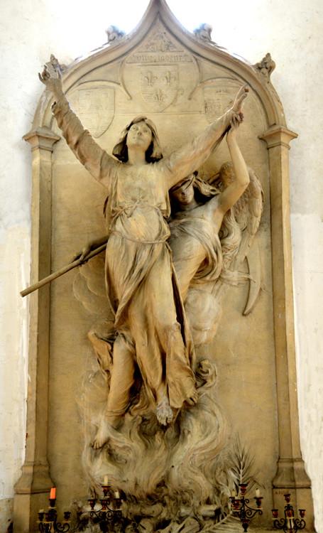 Allégorie de Jeanne d'Arc