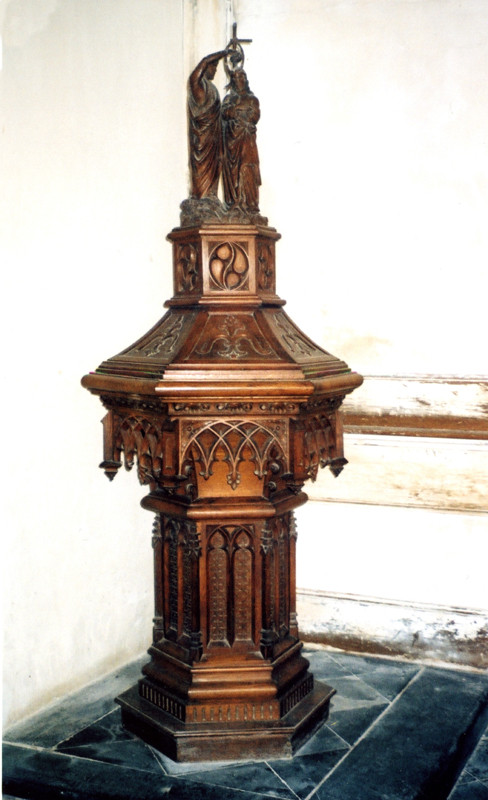 Eglise de l'Assomption de la Ste-Vierge de Maison-Ponthieu