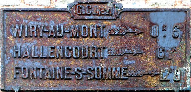 Wiry-au-Mont- Photo Patrice Lenne