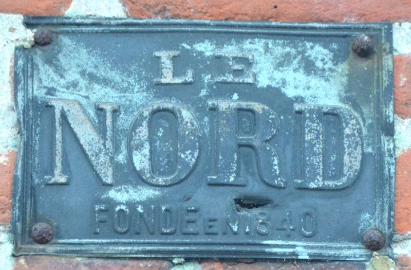 """Compagnie """"Le Nord"""", près de la gendarmerie de Ham"""