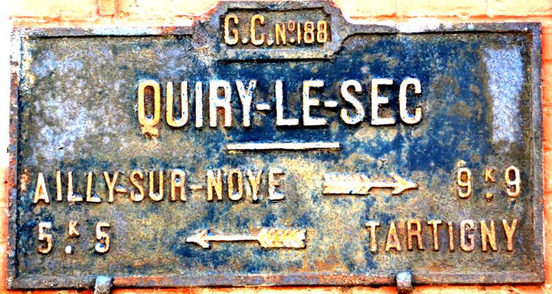 Quiry-le-Sec