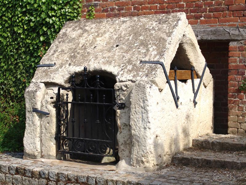 Le puits de Fresnoy-au-Val