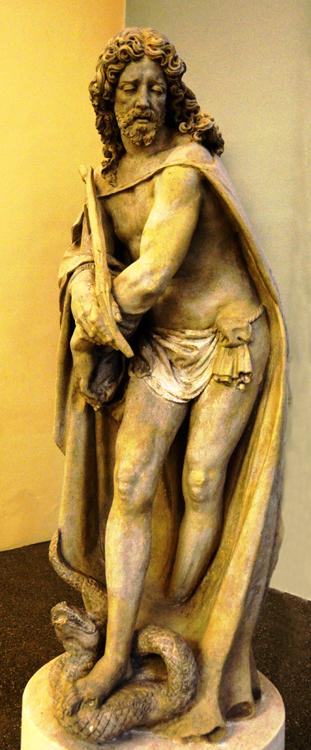 Musée de Picardie- Sculpture de Nicolas Blasset
