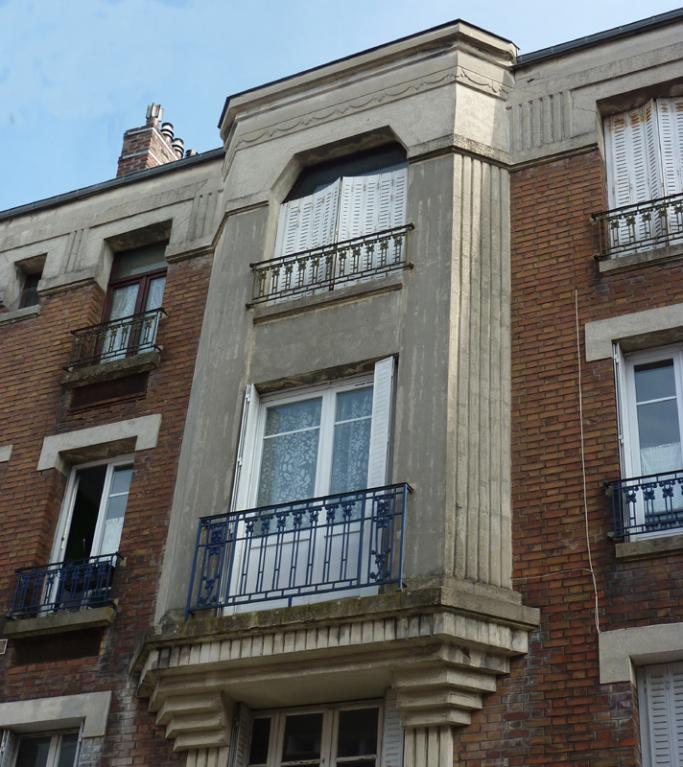 Rue Aimé Merchez-Amiens